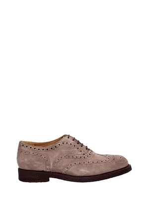 Lace up and Monkstrap Green George Men