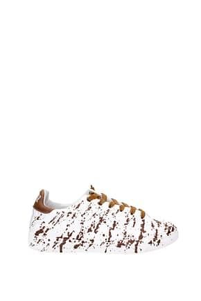 2star Sneakers Hombre Piel Blanco
