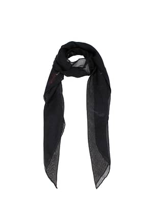 Givenchy Foulard Men Cashmere Black
