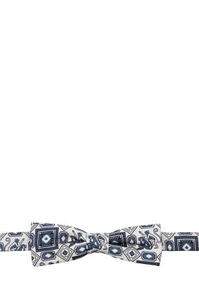 Dolce&Gabbana Papillon Herren Seide Mehrfarben