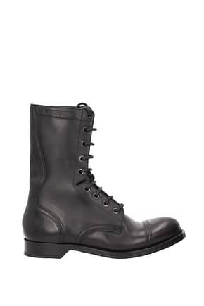 Ankle boots Alexander McQueen Men