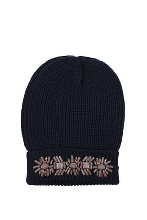 Gorros Armani Jeans Mujer