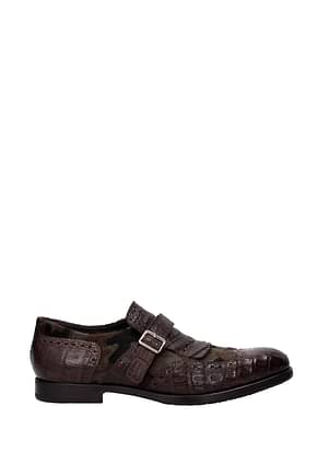 Lace up and Monkstrap Henderson Men