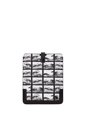 Kenzo iPad cover Men Leather Black