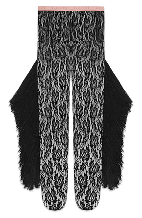 Gucci Calcetines Mujer Poliamida Negro