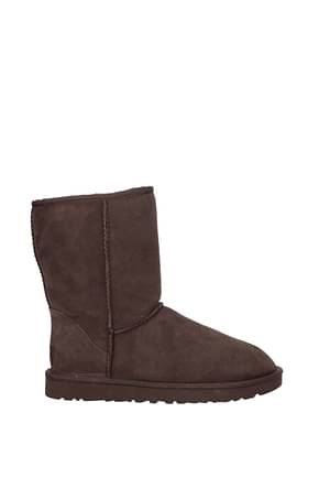 Ankle boots UGG M CLASSIC SHORT Man