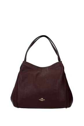 Shoulder bags Coach EDIE Women