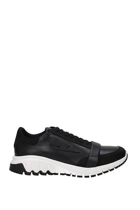 Sneakers Neil Barrett runner + strap Men