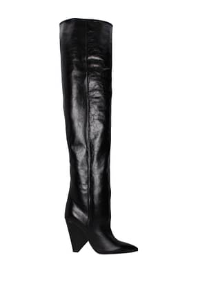 Boots Saint Laurent Woman