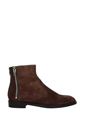 Ankle boots Givenchy chelsea Men