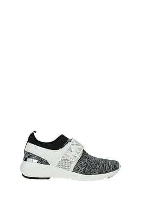 Michael Kors Sneakers xander Femme Tissu Noir