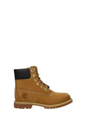 Ankle boots Timberland waterproof Women