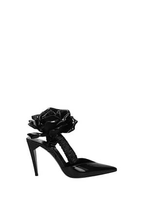 Sandals Saint Laurent freja Women