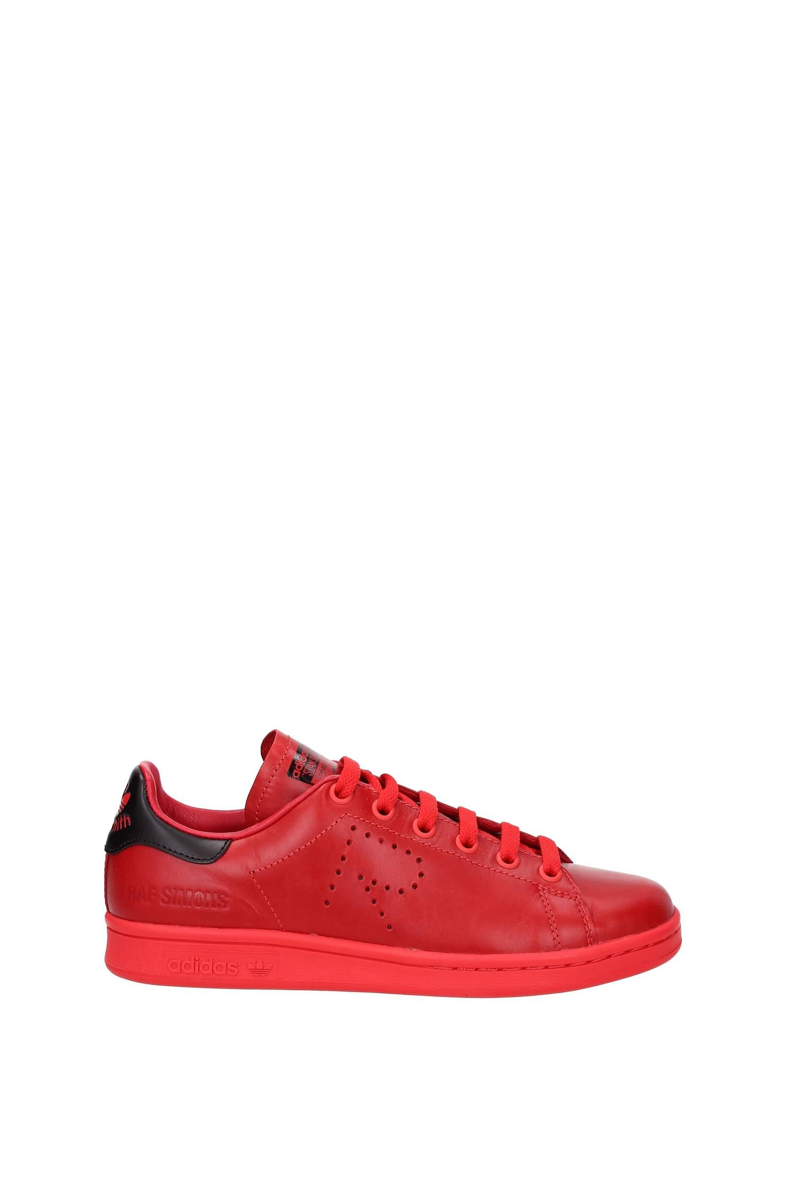 Leder BA737 Sneakers Adidas raf simons stan smith Unisex