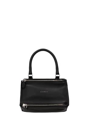 Givenchy Handbags pandora small Women Leather Black