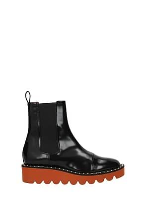Stella McCartney Ankle boots Women Eco Leather Black