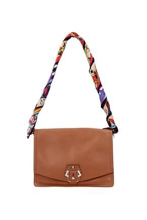 Paula Cademartori Shoulder bags lola Women Leather Brown