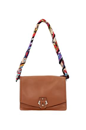 Paula Cademartori Shoulder bags lola Women Leather Brown