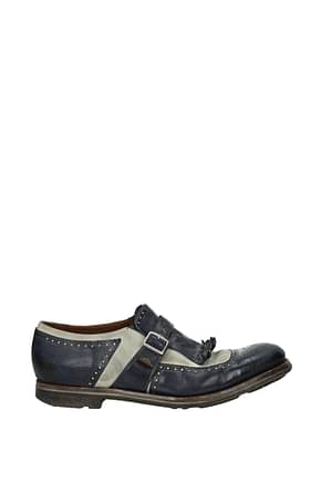 Lace up and Monkstrap Church's Men