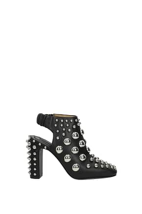 Alexander Wang Ankle boots Women Leather Black