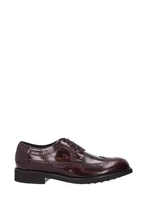 Lace up and Monkstrap Tod's Men
