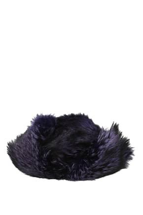 Prada Hats Women Fox Violet