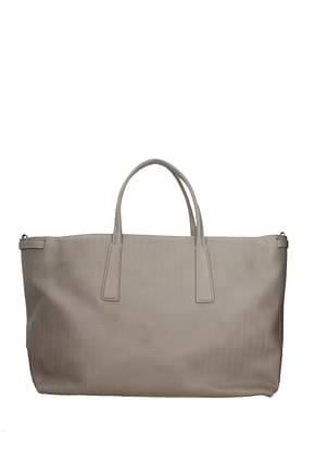 Zanellato Travel Bags duo l Women Leather Gray