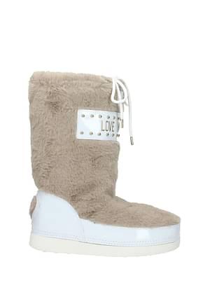 Boots Love Moschino Women