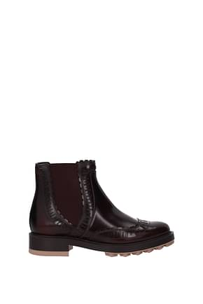 Ankle boots Tod's Women