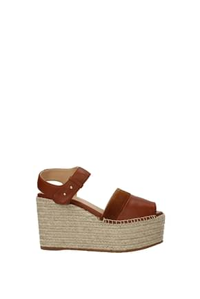 Wedges Castañer enea Woman