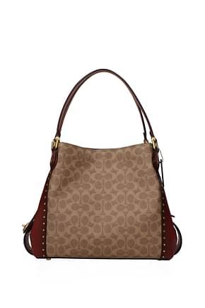 Shoulder bags Coach Woman