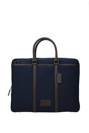 Work bags Coach Men