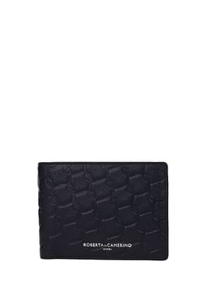 Roberta di Camerino Wallets Men PVC Blue