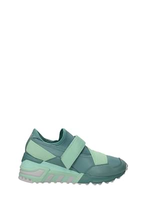 Y3 Yamamoto Sneakers astral Women Leather Green