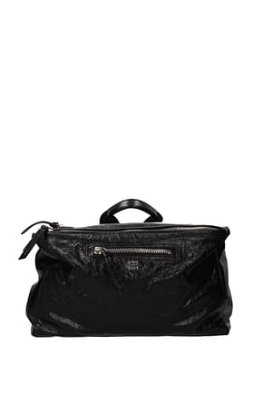 Givenchy Handbags pandora messenger Men Leather Black