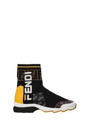Ankle boots Fendi Women