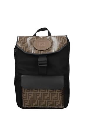 Backpack and bumbags Fendi Men