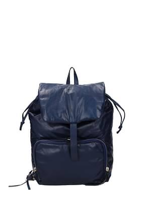 Zanellato Backpacks and bumbags ilda Women Leather Blue