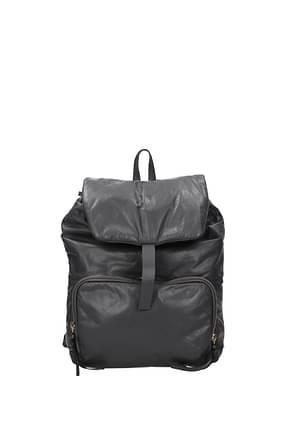 Zanellato Backpacks and bumbags ilda Women Leather Gray