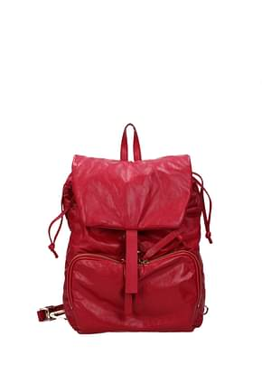 Zanellato Backpacks and bumbags ilda Women Leather Red