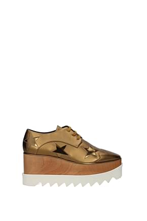 Lace up and Monkstrap Stella McCartney Women