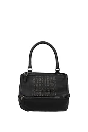 Givenchy Handbags pandora Women Leather Black