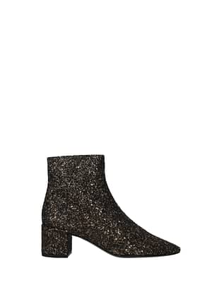 Ankle boots Saint Laurent loulou Women