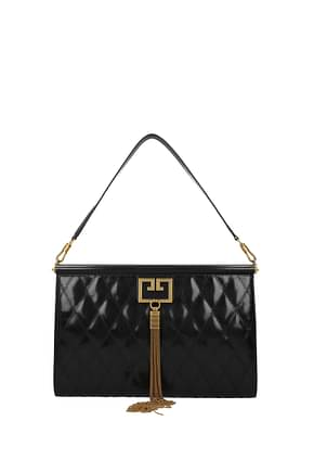 Givenchy Shoulder bags gem Women Leather Black