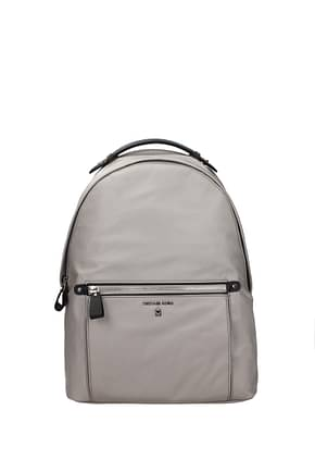 Michael Kors Backpacks and bumbags kelsey lg Women Fabric  Gray