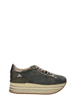 Sneakers Hogan maxi Women