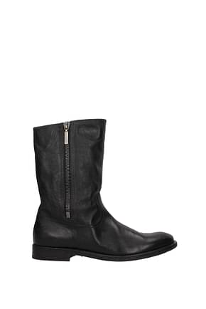Ankle boots Saint Laurent matt Men
