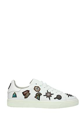 Louis Leeman Sneakers Men Leather White