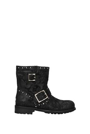 Ankle boots Jimmy Choo youth Women