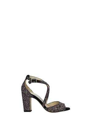 Sandalen Jimmy Choo carrie Damen